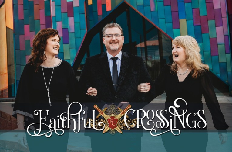 "Faithful Crossings Releases Lyric Video for ""Just Can't Wait"" Featuring Karen Peck Gooch"
