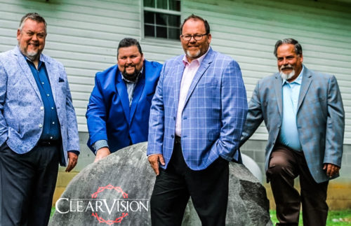 ClearVision Quartet Joins Hey Ya'll Media Radio Promotions