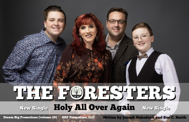 June is a busy month for the Foresters
