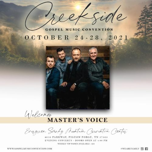 Creekside Welcomes Master's Voice