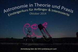 Astrokurs 2014