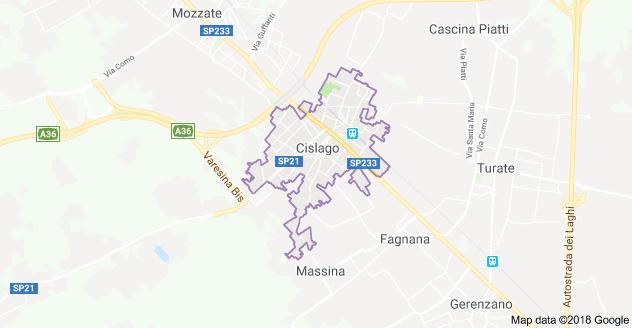 Sgomberi Cislago