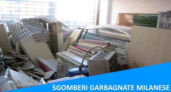 sgomberi economici garbagnate milanese