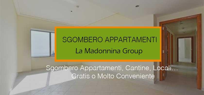 Sgombero Appartamenti Zibido San Giacomo