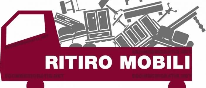 Ritiro Mobili Usati Milano Sgomberi Gratis Milano