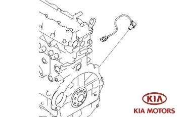 Genuine Exhaust Lambda Oxygen Sensor Kia Ceed 2009-2012 1