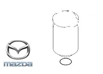Genuine Replacement Fuel Filter Cartridge 6 Tourer 2012