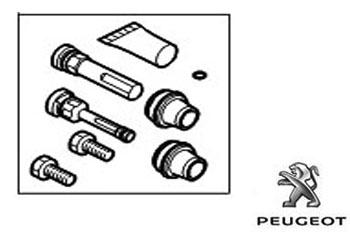 Genuine Brake Caliper Slider Pin Repair Kit Peugeot 206