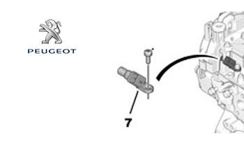 Genuine Camshaft Sensor Peugeot 207 2006-2009 1.4 HDi (70