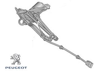 Genuine Windscreen Wiper Motor and Mechanism Peugeot 207