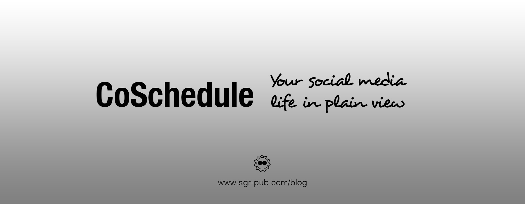 CoSchedule - Your social media life in plain view