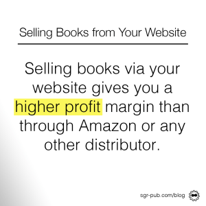 When you sell books from your website, you make more money. Find out our best tips for shipping books from home