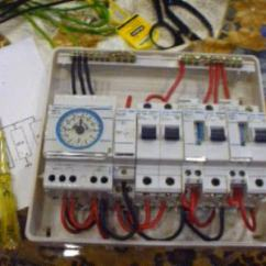Contactor And Overload Wiring Diagram Flower Career Electric Box. Pics Of Setup Wiring. - Page 2 Diy Forum Singapore Reef Club Sgreefclub