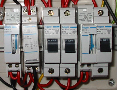 Electric Box Schemetics