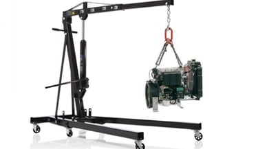 Heavy Duty 450kg Engine/Gearbox Stand