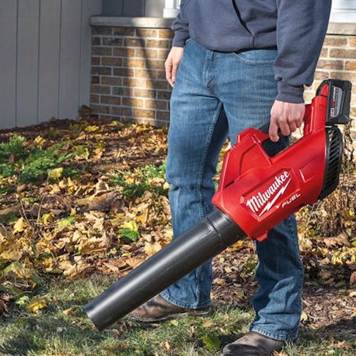 leaf blowers the ultimate