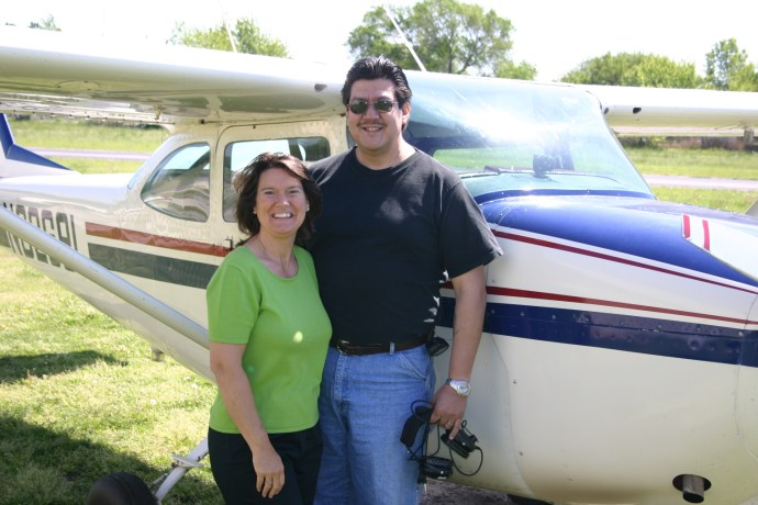 2003 First missionary posting, Alpha Aviation Mission Outreach Center