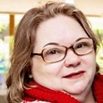 Vilma Darini, autora do livro As Veredas de Norma
