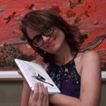 Roberta Menegaz Gasparotto, autora do livro Mil Mulheres Cabem em Mim