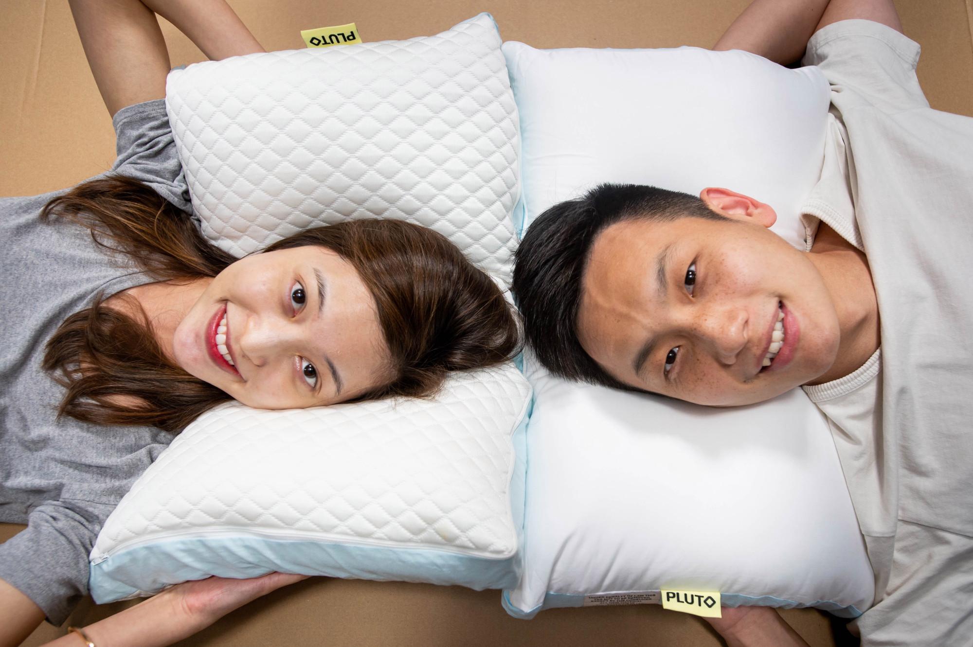 https www sgvtribune com 2021 05 12 city of industry businessfolk jump into shark tank do custom pillows assure soft landing