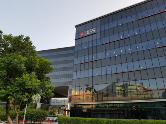 DBS Group Holding share