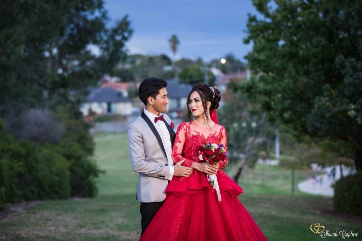 Hadi and Fatima - Afghan Wedding Melbourne