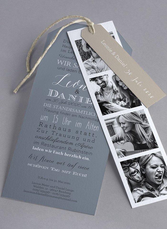 regaling wedding invitation cards ideas