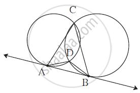Geometry Balbharati Model Question Paper Set 2 2018-2019