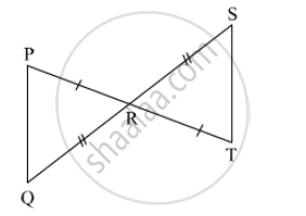 In Each Pair of Triangles Given Below, Parts Shown by