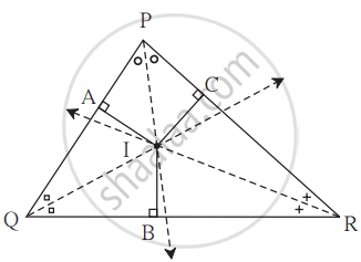 The Property of the Angle Bisectors of a Triangle