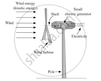 Explain How, Wind Energy Can Be Used to Generate