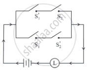 Express the following circuit in the symbolic form of