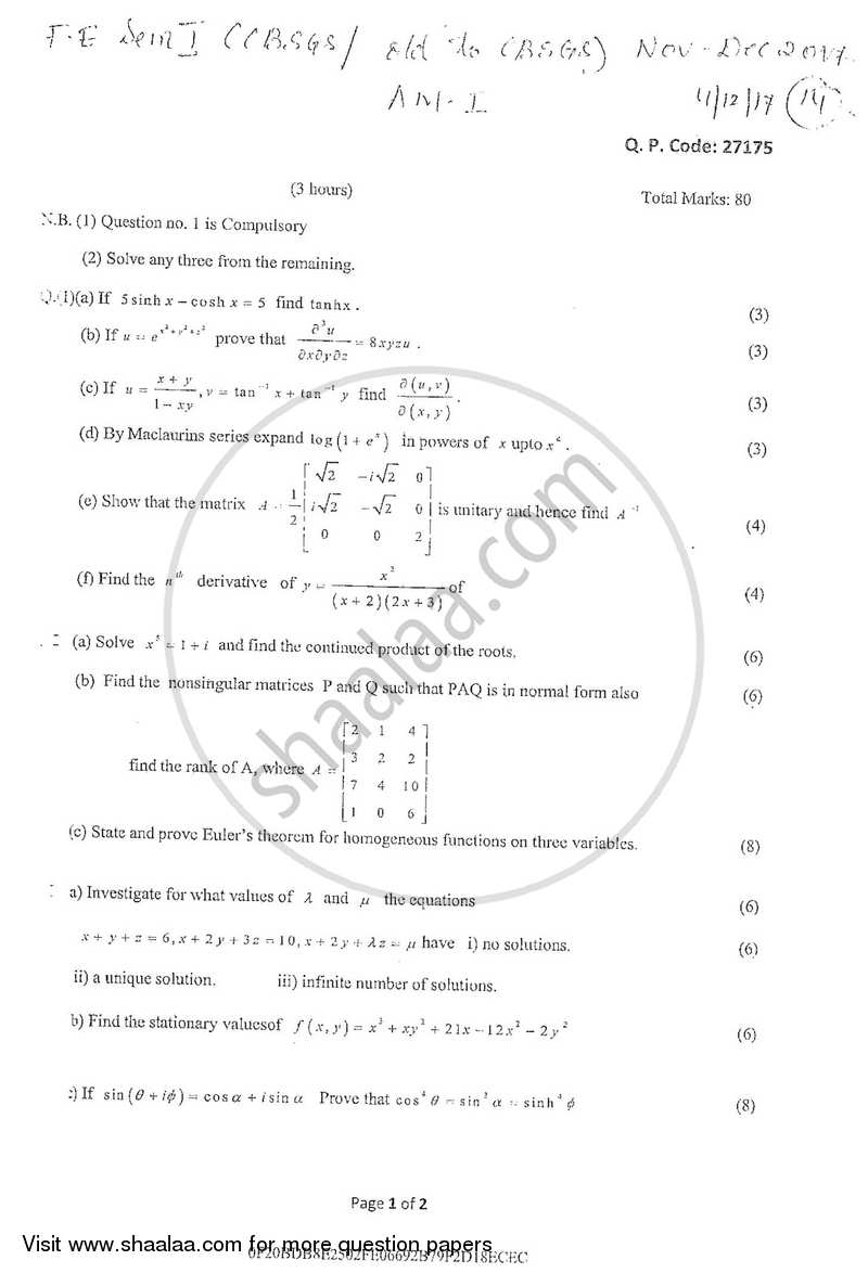 Download Applied Maths Pdf Download Pdf