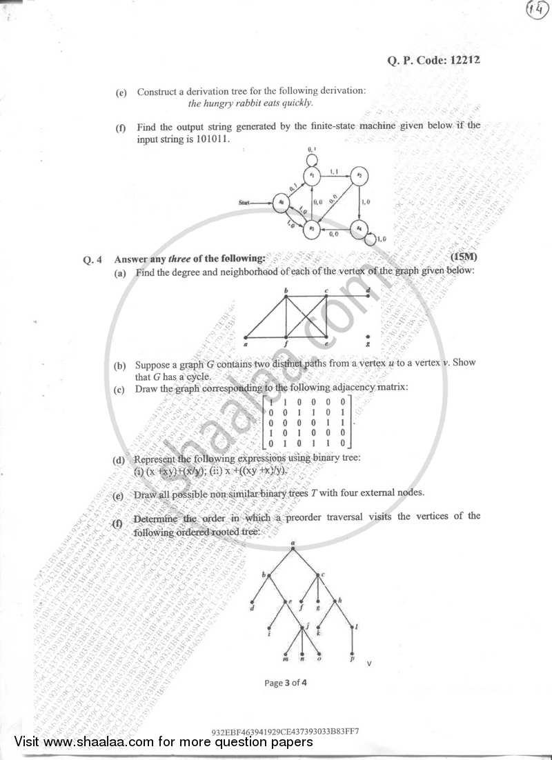 Discrete Mathematics 2017-2018 B.Sc Computer Science