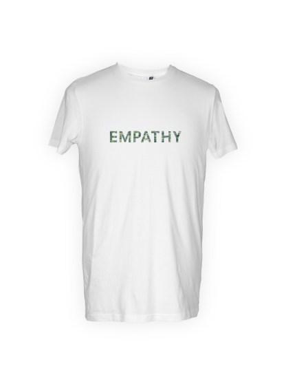 t-shirt-hvid-herre-front-groen-empathy