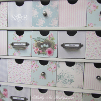 Craft Room Tourpart 2 - Shabby Art Boutique