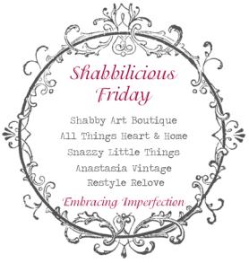 Shabbilicious Friday - logo 400