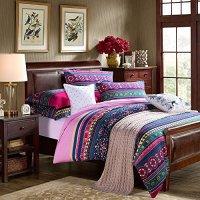 FADFAY, Home Textile, Modern Colorful Boho Bedding ...
