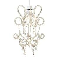 Modern And Elegant Hanging Chandelier Jewel Beaded Ceiling ...