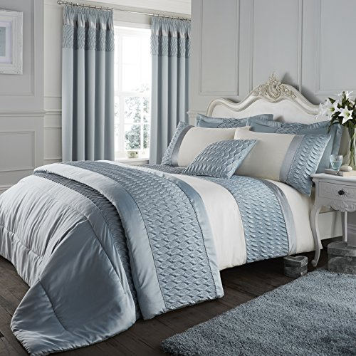 Catherine Lansfield Signature Quilted Luxury Satin Duvet