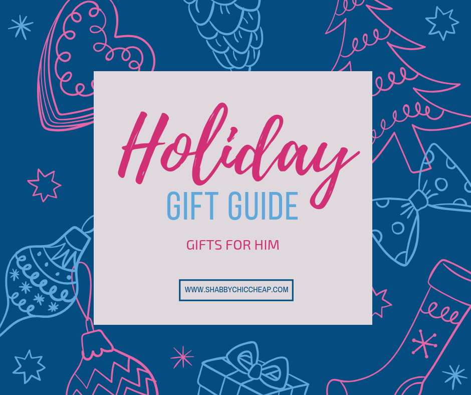 Holiday Gift Guide| For the Fellas