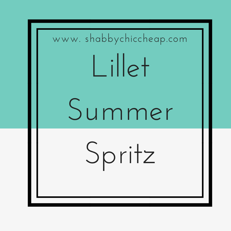 Recipe: Lillet Summer Spritz Cocktail