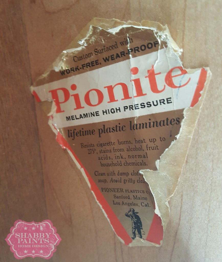 French Provincial Metallic finish Chalk Paint
