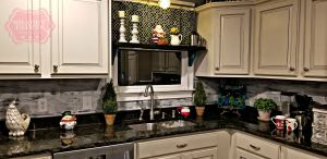 Farmhouse Backsplash