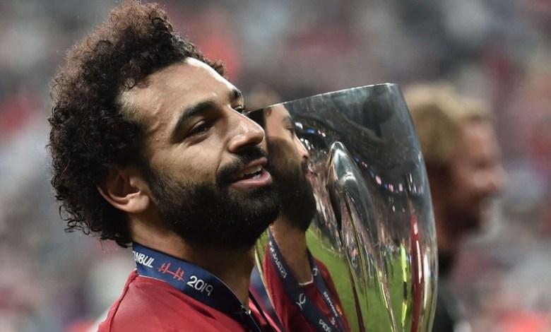 صلاح أول لاعب مصري يحقق هذا اللقب