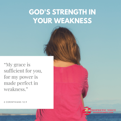 How To Be Strong In The Lord And Receive The Promises Of God (Part 1)