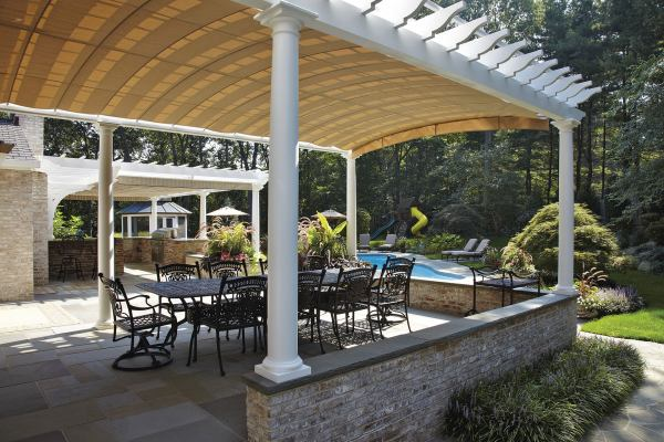 Retractable Awnings Shade Canopies