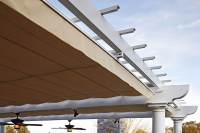 Double Motorized Canopies in Ridgefield | ShadeFX Canopies