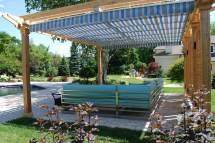Retractable Pergola Canopy In Oakville Shadefx Canopies