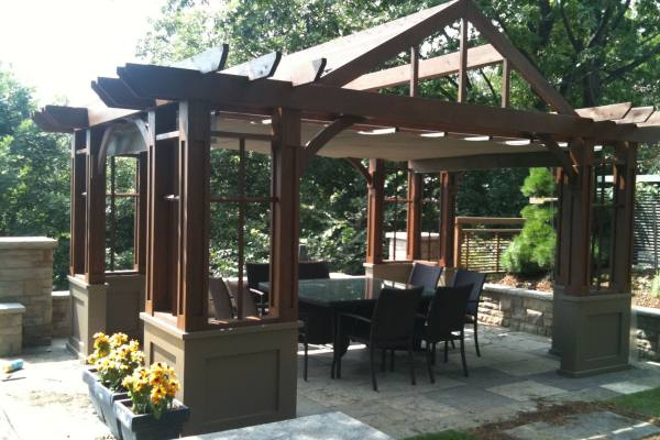 Outdoor Pergola Designs Plans